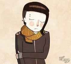 Lisbeth by Nan Lawson