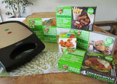Win a Salton griller with a Fry's hamper (closed)