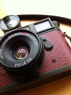 Leica M4-P / AVENON 38/3.5 LTM by maddoc2003jp, via Flickr