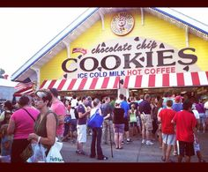 Copycat Sweet Martha's Cookies recipe (from the MN State Fair!)