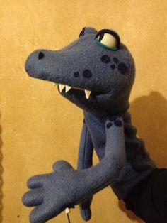 Druppet Puppet Lizard