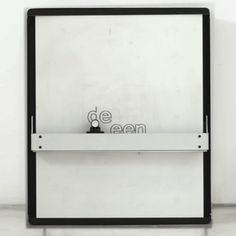 British studio Those has designed a connected whiteboard that uses a robot arm to draw everything from illustrations to shopping lists