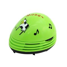 Green Ladybug Design Electronic Dust Remove Cleaner
