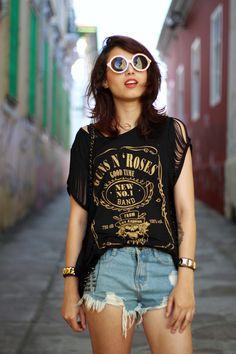 My Name is Glenn: Womens Designer Premium Full Metal Ornate Engraved Round Sunglasses 9325