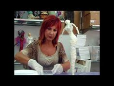 """ArtisanPEI """"Rags To Riches: The art of Fabric Sculpture"""" - YouTube"""
