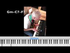 (1028) Bluesy Piano Ballad with new chords for you. Learn Csus7/9 and Ballad phrasing - YouTube