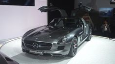 The beautiful supercar that Mercedes launched but a few years ago is navigating its way toward an end. The SLS AMG GT Final Edition will be the last opportunity for customers to get their SLS AMG.