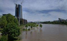 Frequency of Flooding Across Europe May Double by 2050 - According to a new study of flood risk in Nature Climate Change annual average losses from extreme floods in Europe could increase fivefold by 2050. And the frequency of destructive floods could almost double in that period.