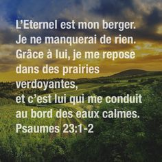 Psaume 23:1-2