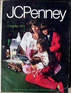 Eran mi máximo desde bebé los catálogos gigantes de JCPenney