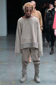 Oversized Wool Sweater - How to Buy Kanye West's Yeezy Season 1 adidas Collection on a Budget   Complex