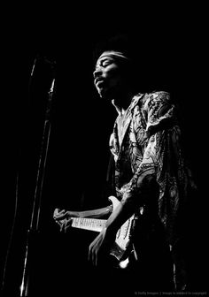 When I die I want people to play my music, go wild and freak out and do anything they want to do. Jimi hendrix
