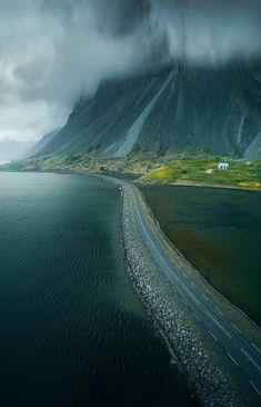 Eastern Road of Iceland : NatureIsFuckingLit