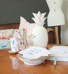 Workspace SOOS Pine Apple, Place Cards, Place Card Holders