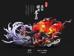 Pin By Alisiapozzan On Demon Slayer Anime Action Figures Statues Slayer Demon Slayer Anime