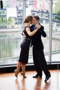 The Tango dancer's guide to core muscles