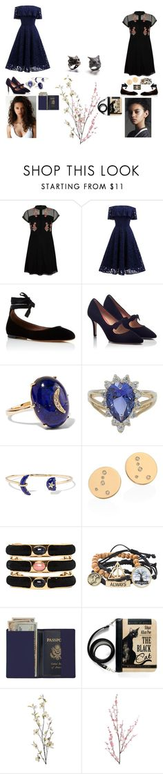 """Lunar moon mating outfits2"" by kierstyn-montgomery on Polyvore featuring Villain, River Island, Tabitha Simmons, PAS DE ROUGE, Andrea Fohrman, Roberto Cavalli, Warner Bros., Royce Leather and Pier 1 Imports"