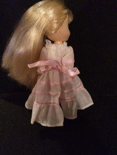 Vintage G1 My Little Pony Megan Doll | eBay
