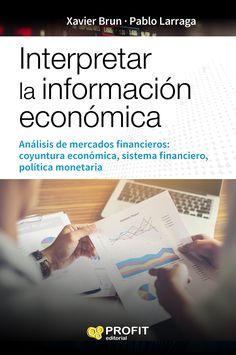 Interpretar la información económica / Xavier Brun y Pablo Larraga (2017)