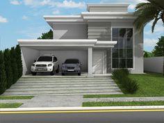 Arquitetura residencial Costa, Fizinus & Schmitt arquitetos