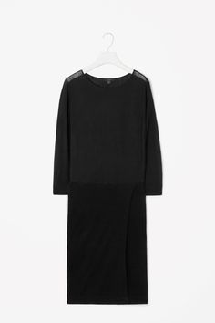 COS is a contemporary fashion brand offering reinvented classics and wardrobe essentials made to last beyond the season, inspired by art and design. Wool Dress, Contemporary Fashion, Crossover, Fashion Brand, Merino Wool, Work Wear, Bell Sleeve Top, Dressing, Turtle Neck
