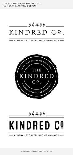 Indie Logo Design for Kindred Co.