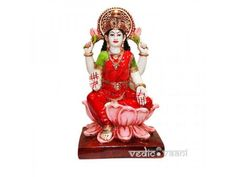 Laxmi Idol, Buy MahaLakshmi Statues online For Diwali - Vedicvaani.com Goddess Lakshmi bestows wealth, prosperity, Buy ganesh laxmi deity idol for deepawali puja. Goddess Lakshmi bestows wealth, prosperity (both material and spiritual), light, wisdom, fortune, fertility, generosity and courage. She is the embodiment of beauty, grace and charm. . She is the consort of the God Vishnu. Also called Mahalakshmi, she is said to bring good luck and is believed to protect her devotees.