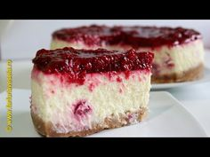 Baked cheesecake with raspberry Cookie Recipes, Dessert Recipes, Romanian Desserts, No Bake Cheesecake, No Cook Desserts, Cheesecakes, Cake Cookies, Raspberry, Deserts