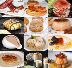 Recetas con foie gras