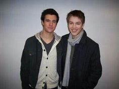 Falling Skies - Drew Roy & Connor Jessup