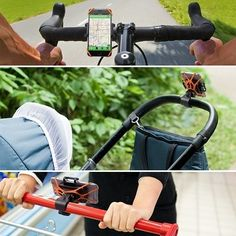 Need to hatch some eggs quick? Get this phone mount ($14) and strap it to your bike, stroller, or shopping cart. | 17 Things You Need To Become The Very Best Pokémon Go Trainer