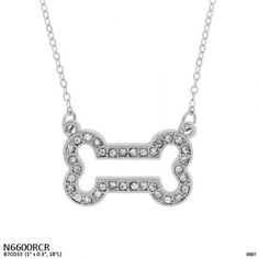 Hollow Bone Necklace $20