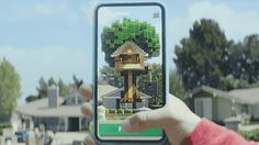 Minecraft Earth is a Minecraft spinoff for iOS & Android devices that allows players to Minecraft their world using the magic of augmented reality! The New Minecraft, Minecraft Earth, Minecraft Games, How To Play Minecraft, Minecraft Mods, Minecraft Houses, Minecraft City, Pokemon Go, Earth Games