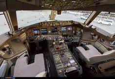 Cathay Pacific Airways Boeing 777-300ER Flight Deck