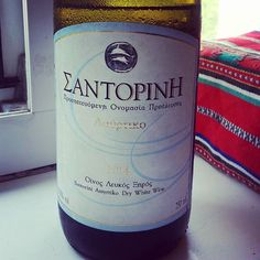 Some fresh Greek #wine for this #saturday #evening!  #winelover #winesnob #instawine #instagood #winetasting #winetaste #tasting #vino #vinho #wein #fun #drink #drinkup #santorini #grecia #greece #greek #mediterraneo #whitewine #fresh #ilovewine #lifestyle #lovemylife