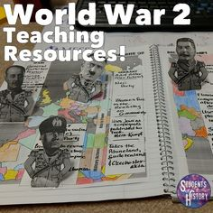 LOVE this World War 2 bundle! So many amazing lessons in one download!