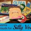 #107. Ten Books to Read Aloud with Silly Voices