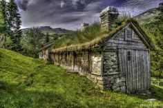 Folk, Cabin, Architecture, House Styles, Decor, Arquitetura, Decoration, Popular, Cabins