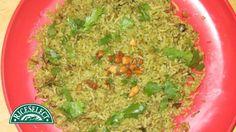 How Avantika R. on Facebook rethinks rice: Coriander Rice #RethinkRice #Sweeps #RiceSelect #Recipe