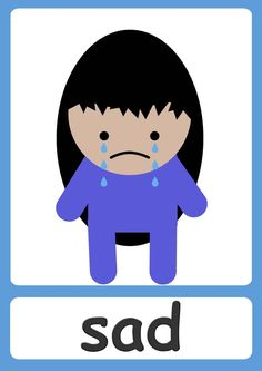 Free feelings flashcards for kindergarten & preschool! Learn emotions in a fun way with these printable flashcards! Check out our educational videos too! Feelings Preschool, Teaching Emotions, Emotions Activities, Teaching Aids, Free Preschool, Preschool Printables, Preschool Activities, Free Printables, Emotions Cards