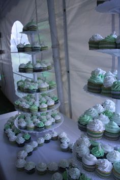Wedding Cupcakes !