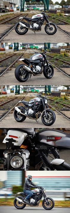 JVB MOTO XSR700 'SUPER 7′