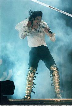 Michael Jackson Concierto
