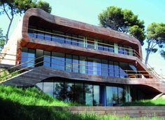 Imágenes de Casas Ecológicas   Interoxio