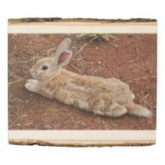#Rabbit Wood Panel - #Petgifts #Pet #Gifts #giftideas #giftidea #petlovers