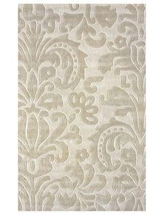 nuLOOM Fancy Damask Hand-Tufted rug