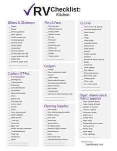 The Ultimate Family Camping Checklist  Free Printable  Bring The