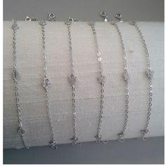 Braccialetti-Bimba-Ragazza-Donna con centrali fantasia impreziositi di zirconi in Orologi e gioielli | eBay