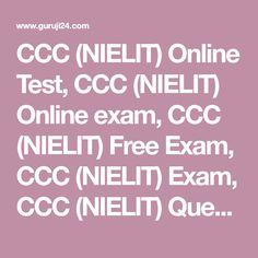 ccc online exam demo test software