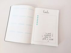 second-year-studies:  Starting my bullet journal! Sharing the...